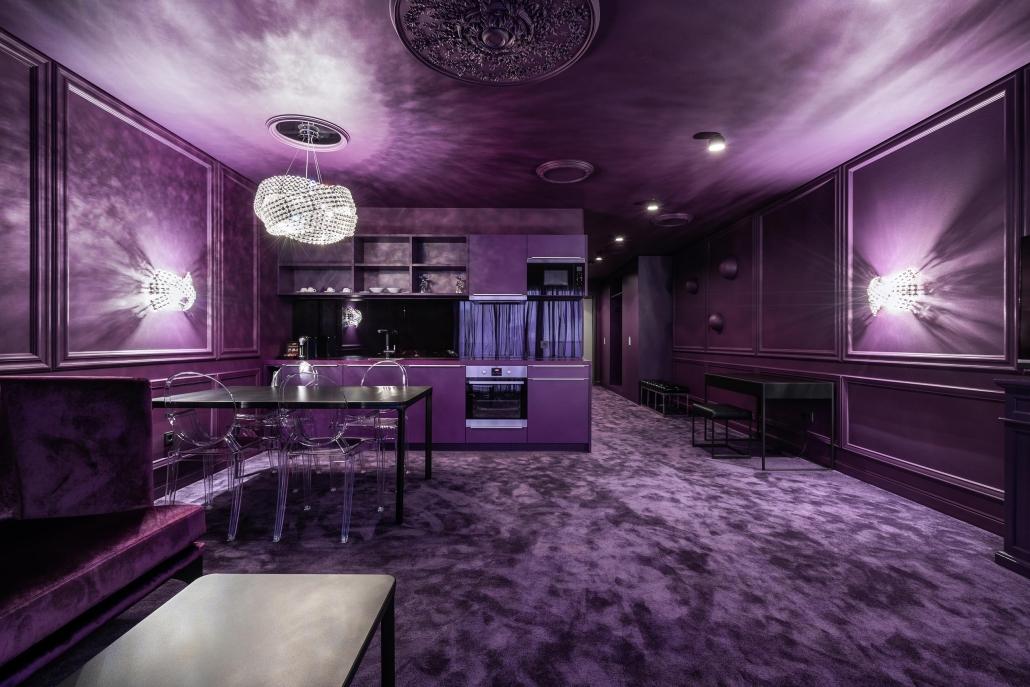 Designhotel Laurichhof: Showroom trifft Hotel