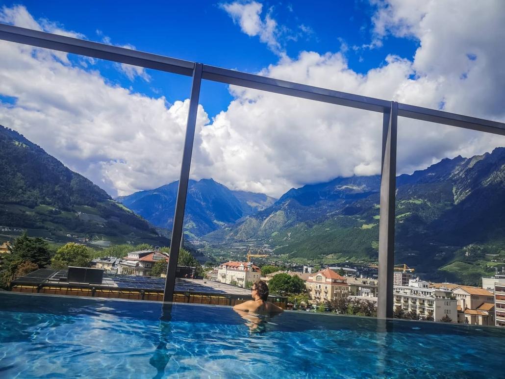 Hotel Therme Meran Sky Spa